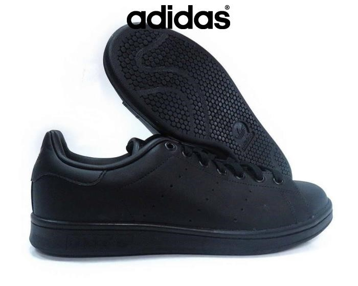 2018 Adidas Shoes Infallibile - Nero [m20327] Adidas Stan Smith Mens Sneakers 7 Nero Taglia Ehjlnoqtx9